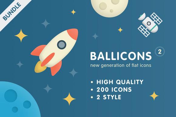 Ballicons 2 Bundle