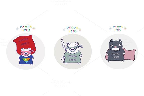 Panda Heroes