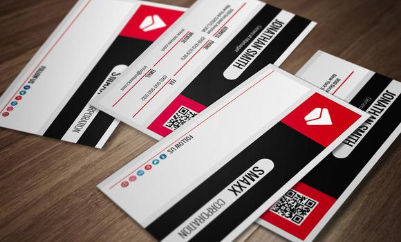 Corporate Business Card CM037