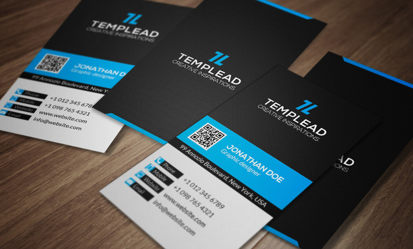 Corporate Business Card CM0039