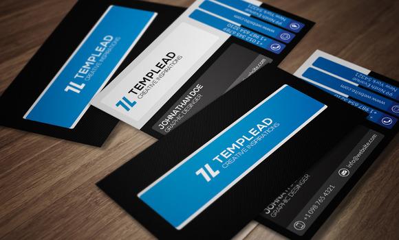 Corporate Business Card CM050