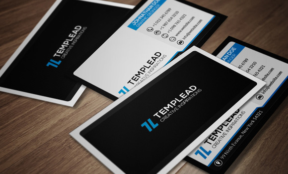 Corporate Business Card CM056