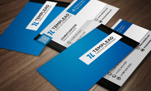 Corporate Business Card CM062