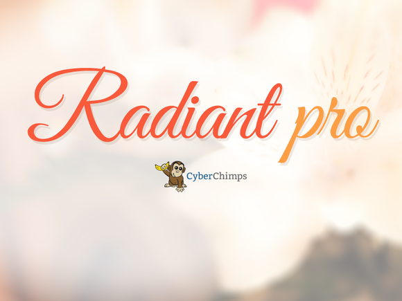 Radiant Pro WordPress Theme