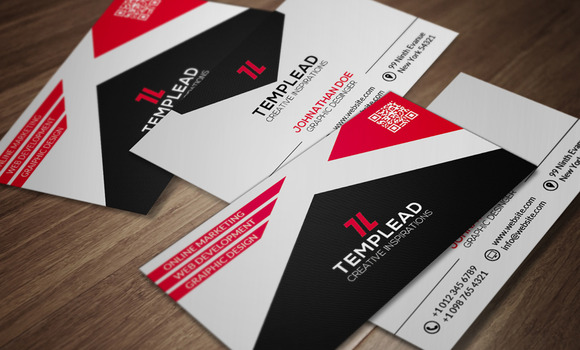 Creative Business Card CM071