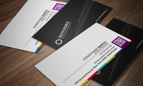 Minimal Business Card CM072