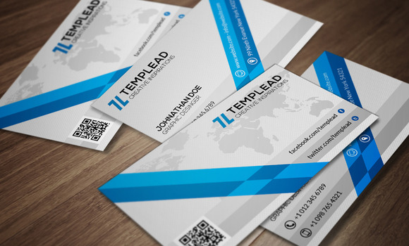 Corporate Business Card CM075
