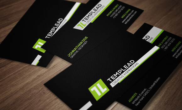 Corporate Business Card CM080