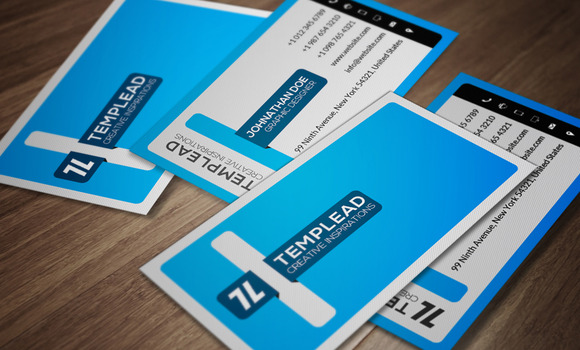 Corporate Business Card CM083
