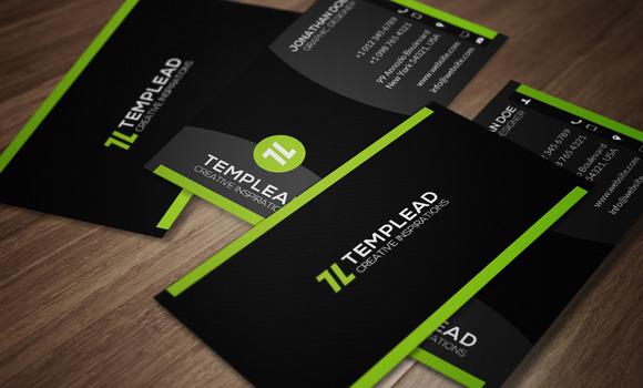 Corporate Business Card CM095