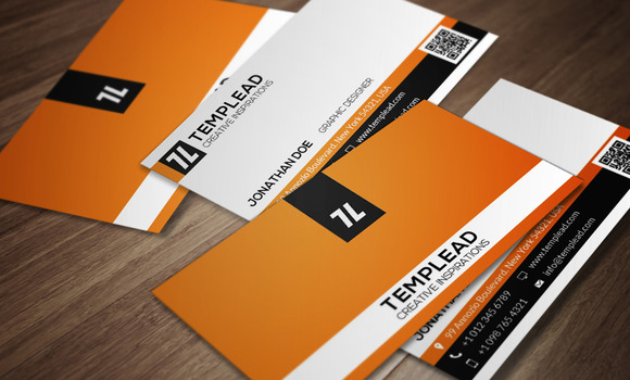Corporate Business Card CM096