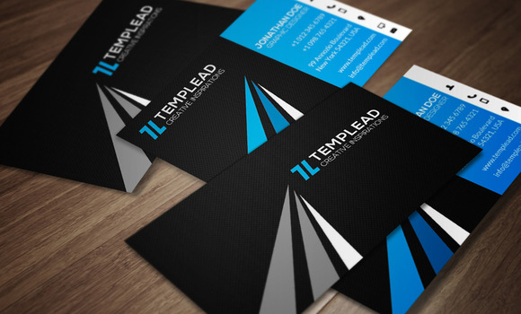 Corporate Business Card CM098
