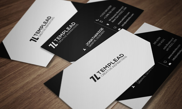 Corporate Business Card CM101