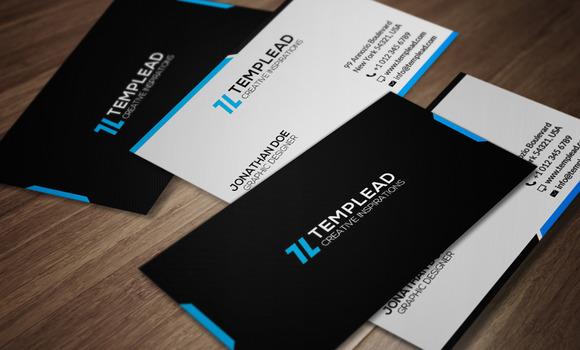 Corporate Business Card CM102