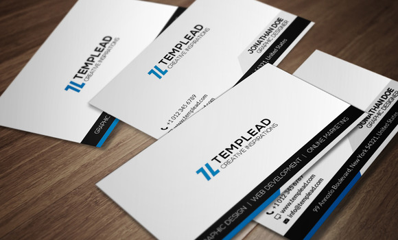 Corporate Business Card CM106