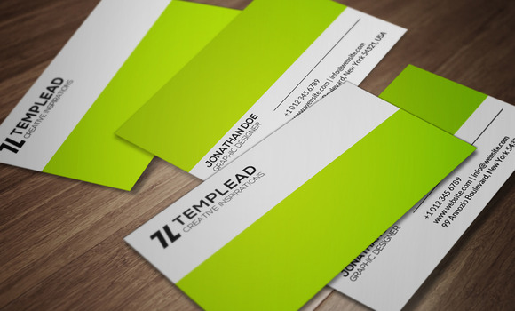Corporate Business Card CM110