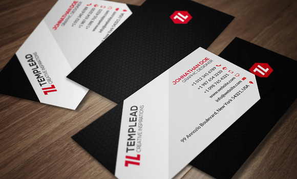 Corporate Business Card CM119