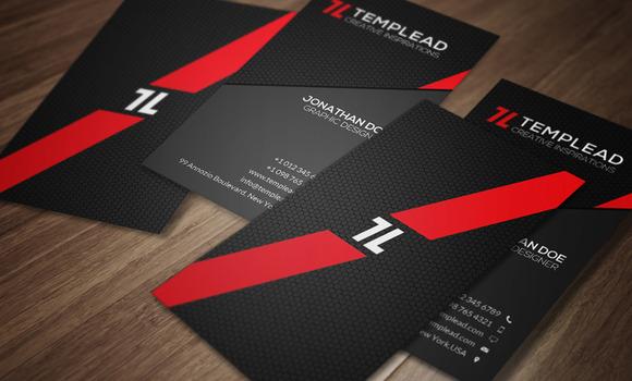 Corporate Business Card CM121