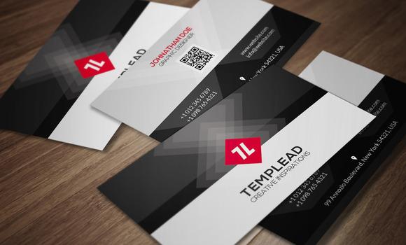 Corporate Business Card CM122