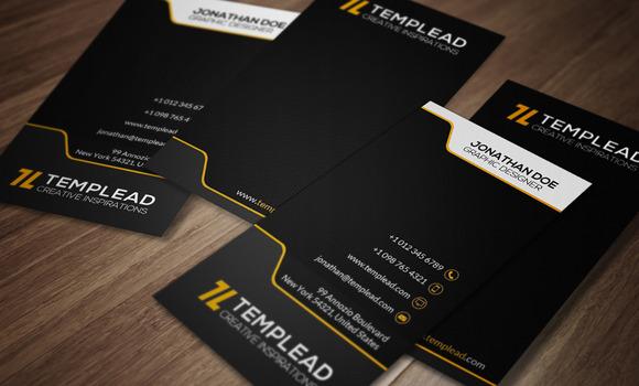Corporate Business Card CM129