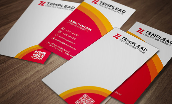 Creative Business Card CM130