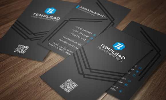 Corporate Business Card CM131