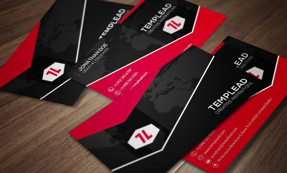 Corporate Business Card CM132