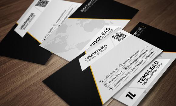 Corporate Business Card CM135
