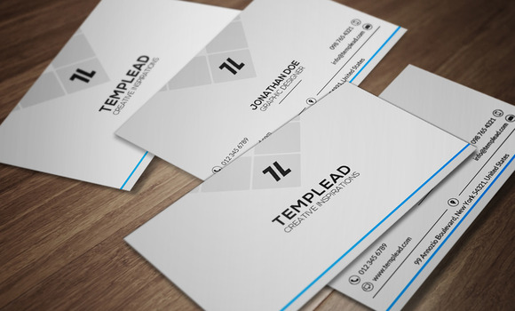 Corporate Business Card CM136