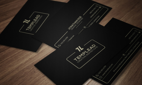 Corporate Business Card CM137