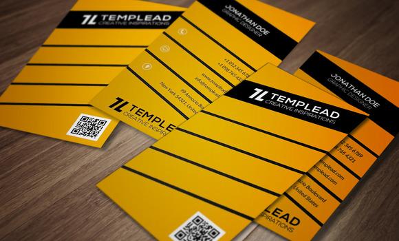 Corporate Business Card CM140