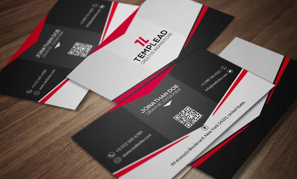 Corporate Business Card CM143