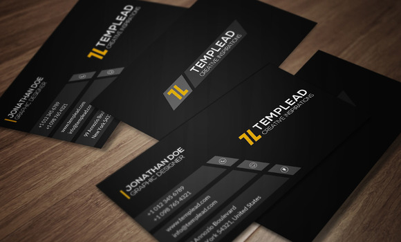 Corporate Business Card CM148