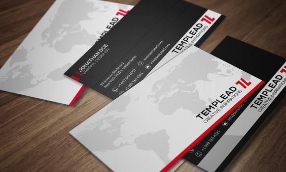 Corporate Business Card CM149