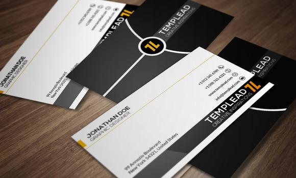 Corporate Business Card CM150