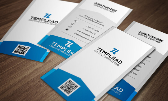 Corporate Business Card CM151