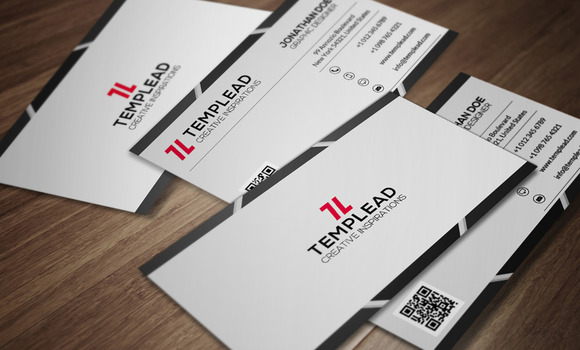 Corporate Business Card CM154