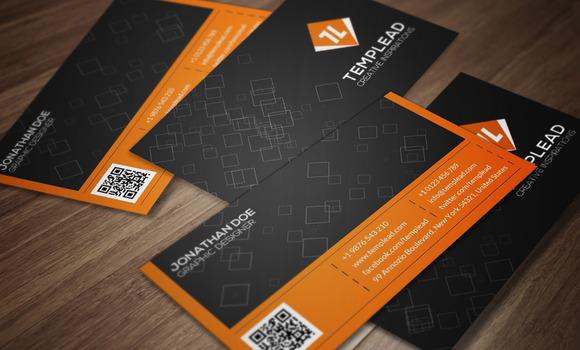 Corporate Business Card CM155