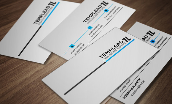 Corporate Business Card CM156
