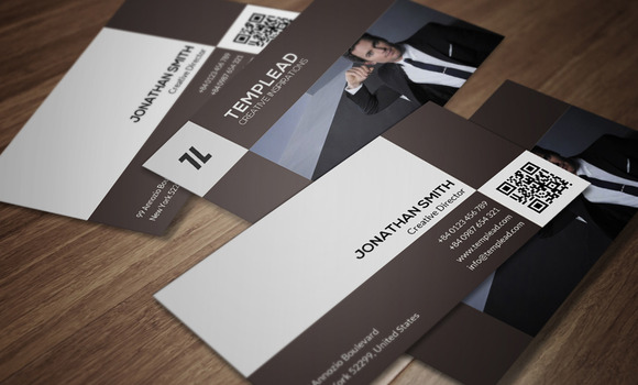 Corporate Business Card CM157