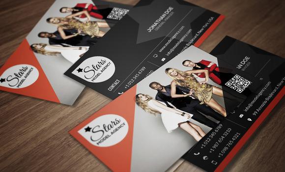 Corporate Business Card CM158