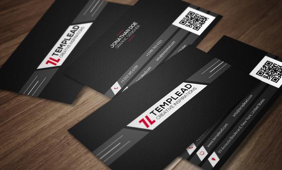 Corporate Business Card CM163