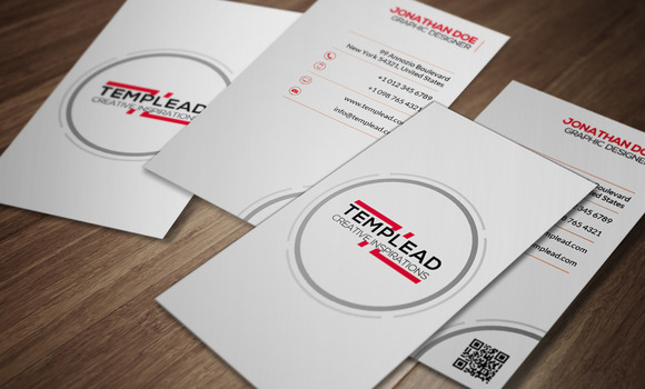 Corporate Business Card CM165