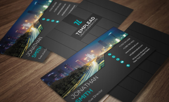 Finance Business Card CM168