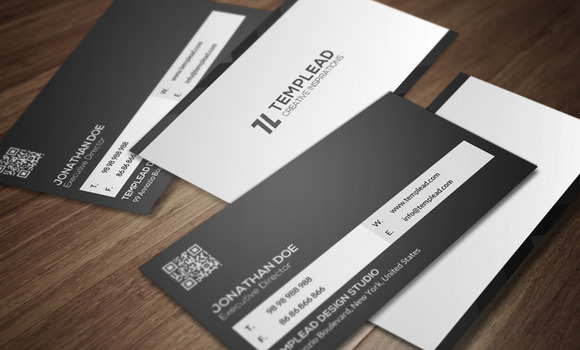 Minimal Business Card CM173