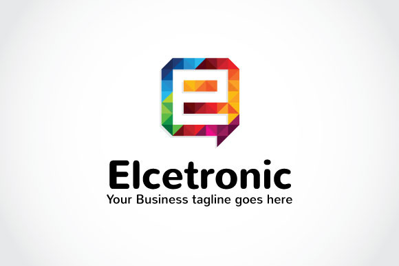 Elcetronic Logo Template