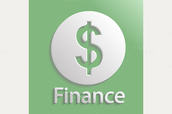 Icon Finance Dollar