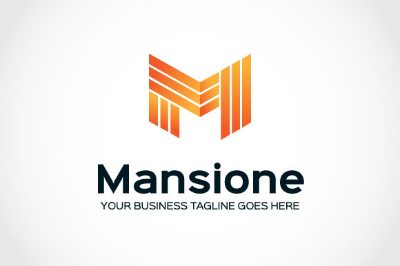Mansione Logo Template