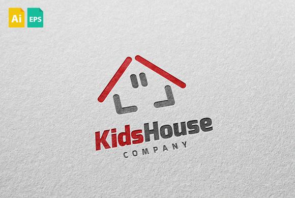 KidsHouse Logo