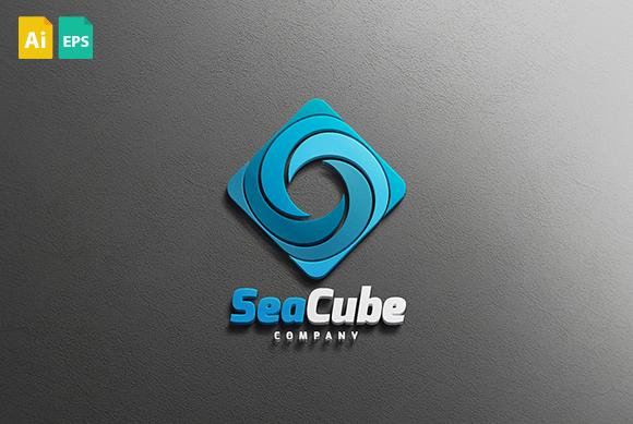 SeaCube Logo
